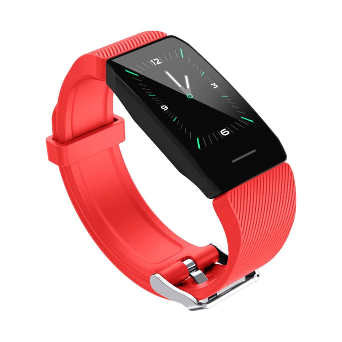 Смарт-часы с монитором сердечного ритма