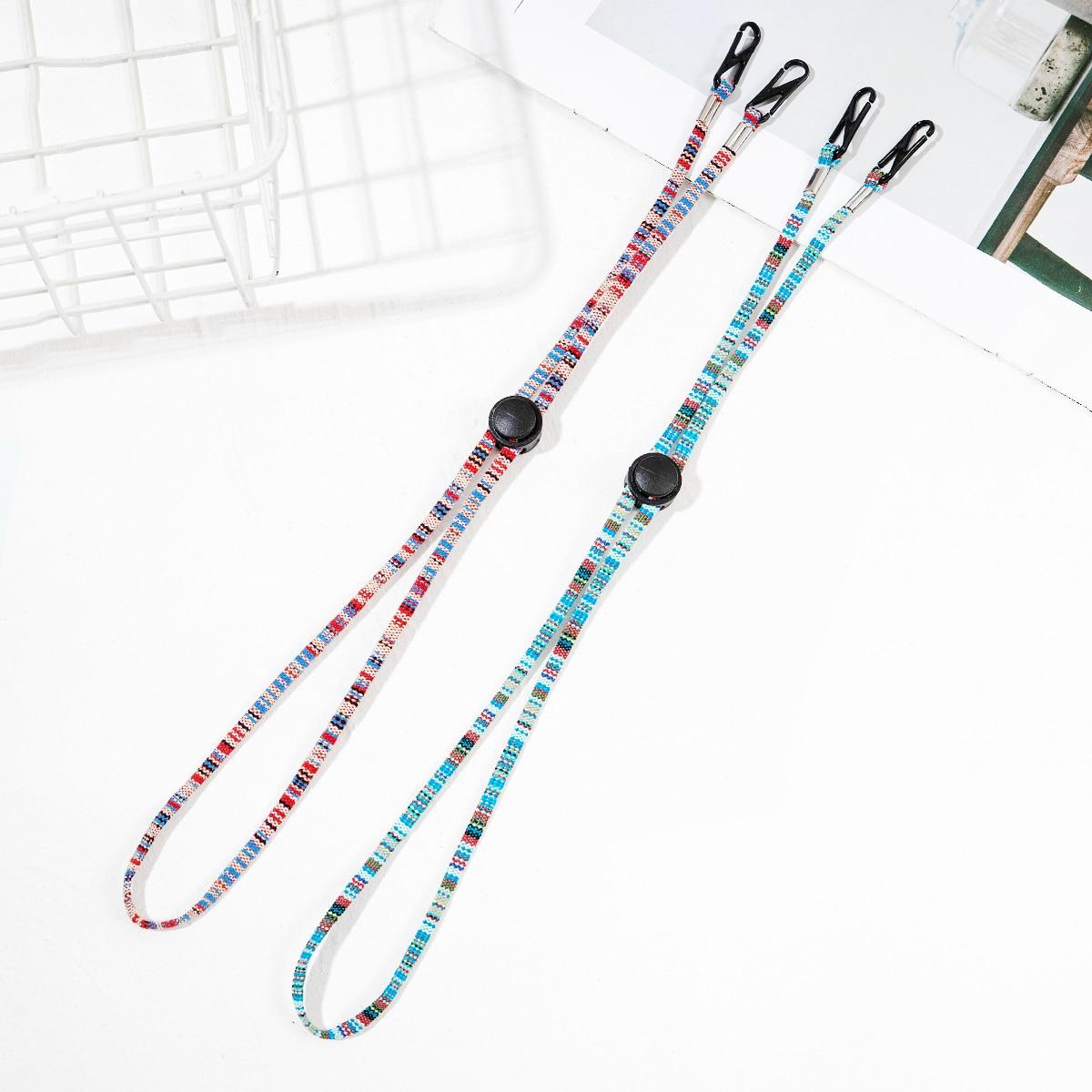 2pcs Colorful Face Mask Rope