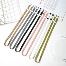 6pcs Simple Face Mask Rope