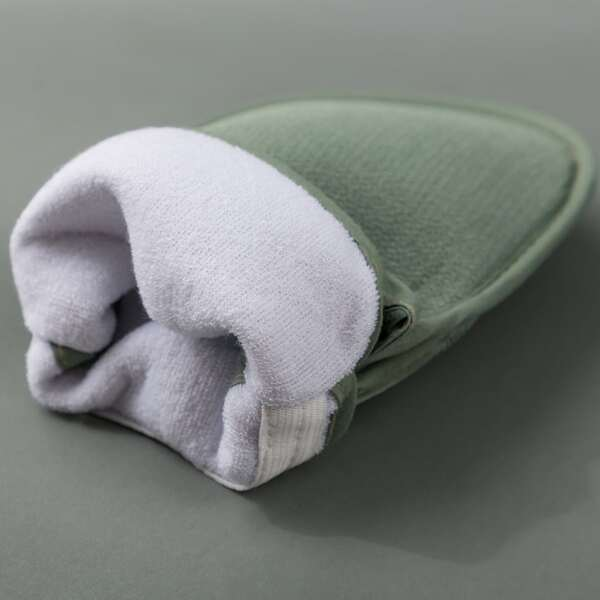 1pc Random Color Exfoliating Gloves, Multicolor