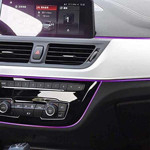 5M Car Trim Strip, Purple