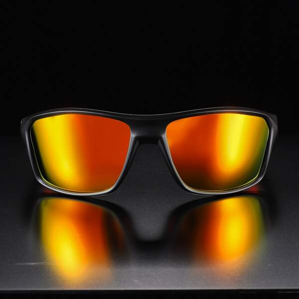 Polarized Sports Sunglasses, Multicolor