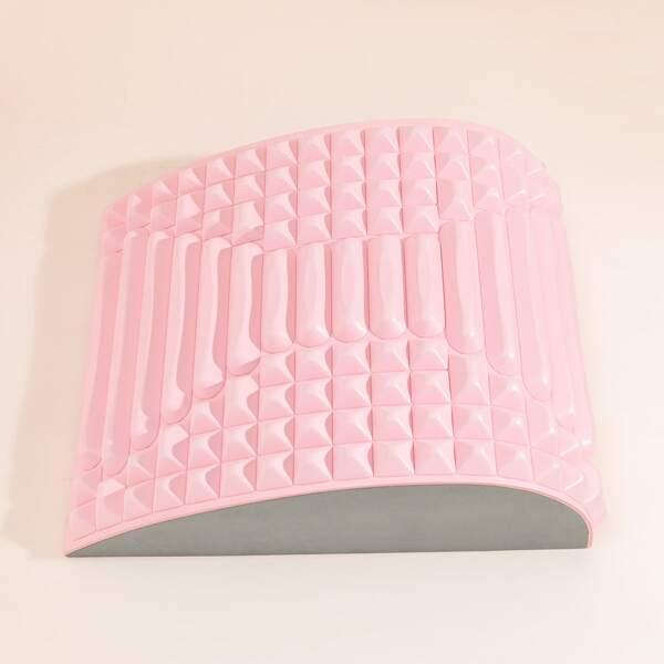 Plain Yoga Waist Massager, Pink