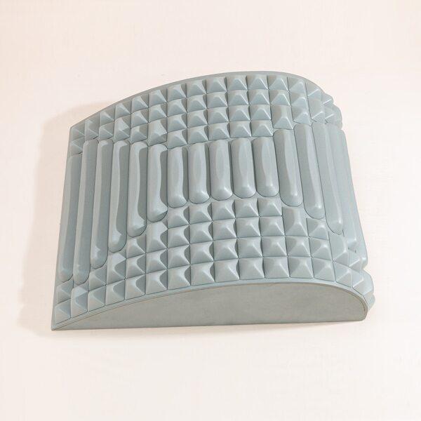 Plain Yoga Waist Massager, Light grey