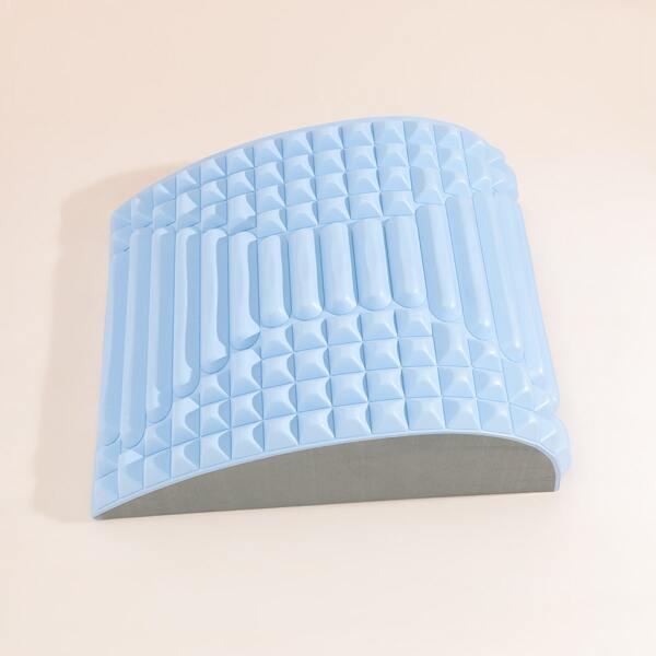 Plain Yoga Waist Massager, Baby blue