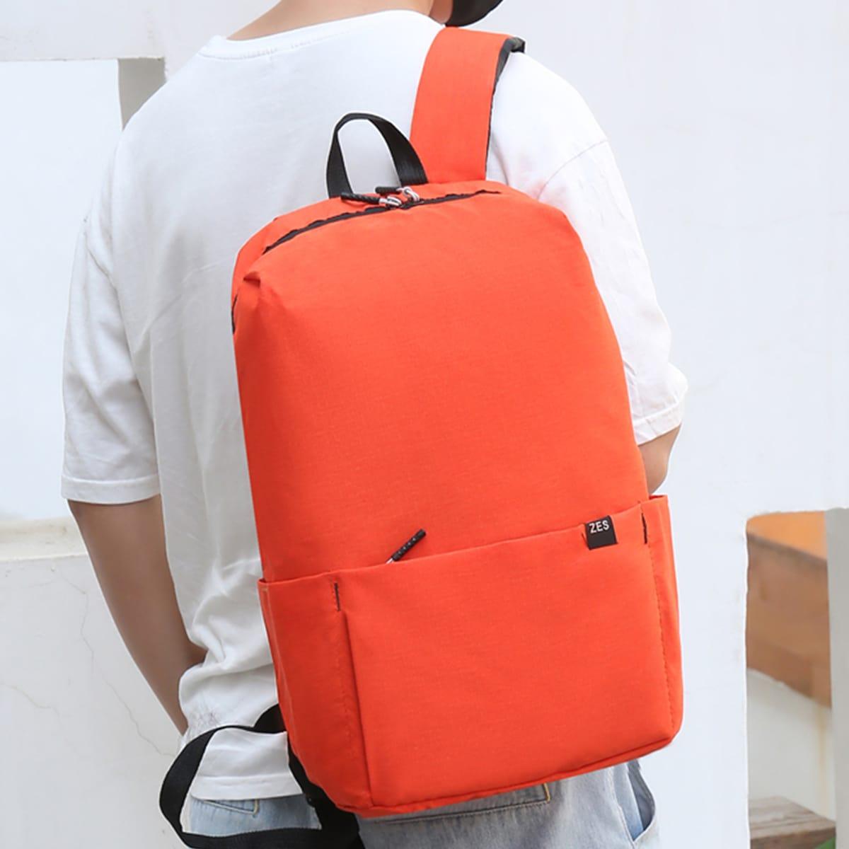 Men Large Capacity Laptop Backpack
