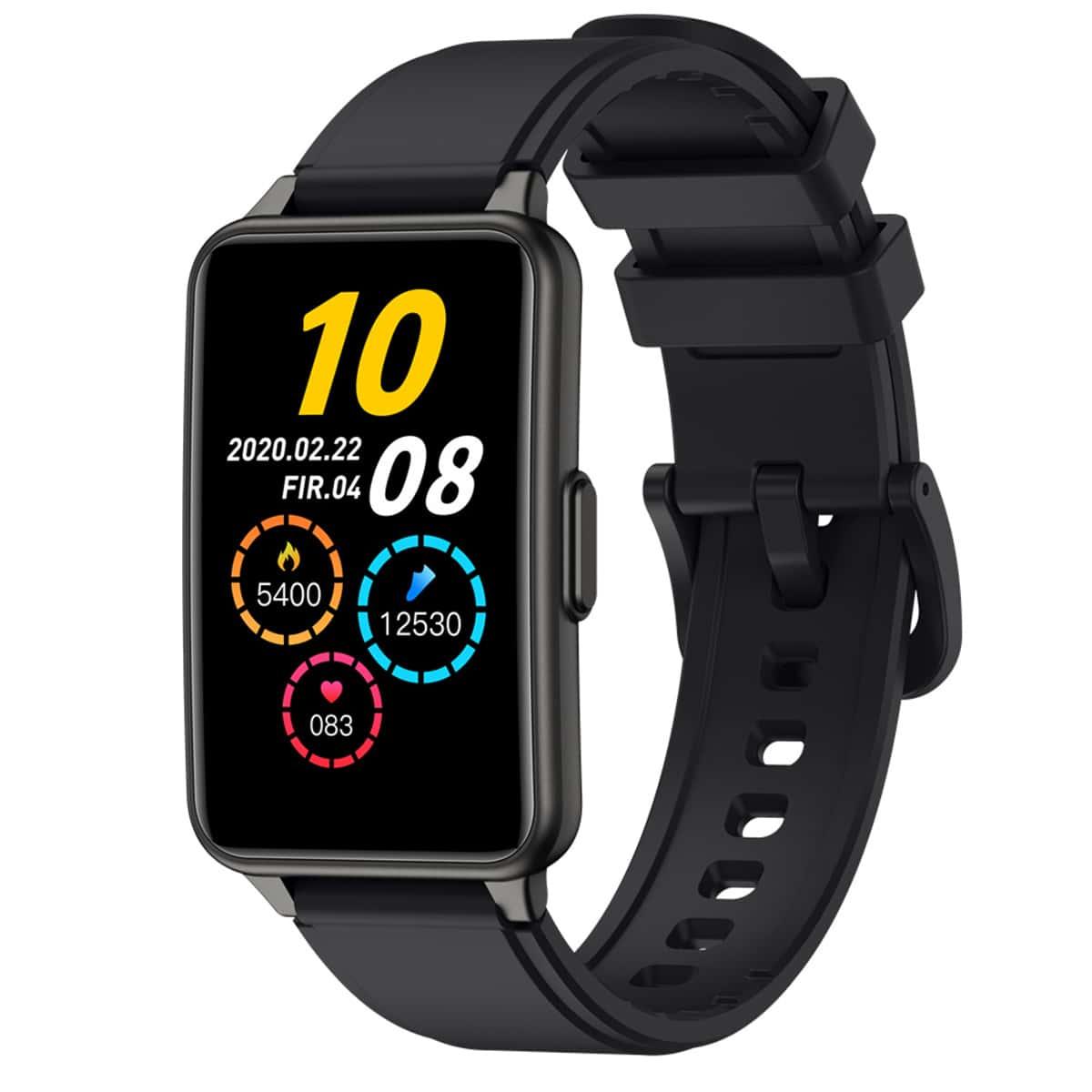 Водонепроницаемые умные часы с фитнес-трекером