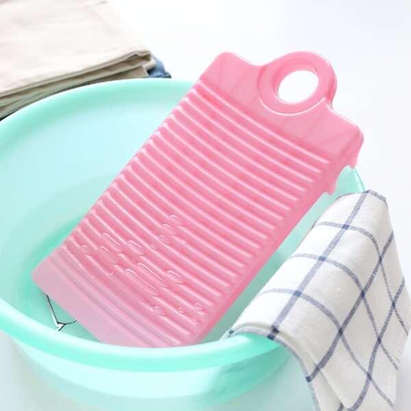 1pc Random Mini Plastic Washboard, Multicolor