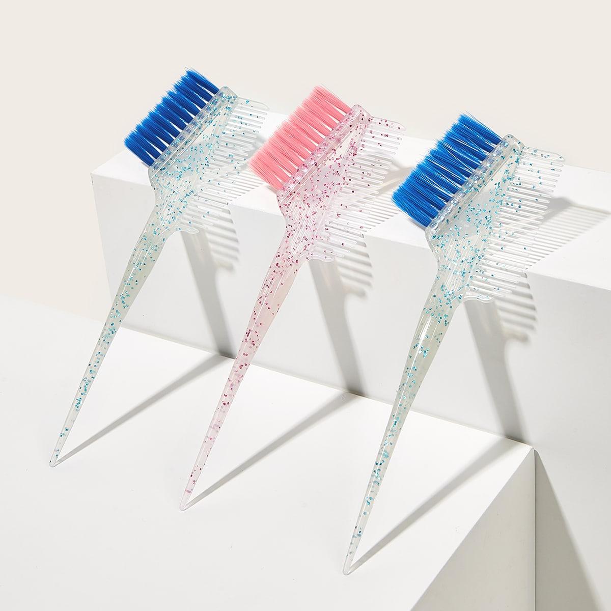 1pc Random Color Hair Dye Brush