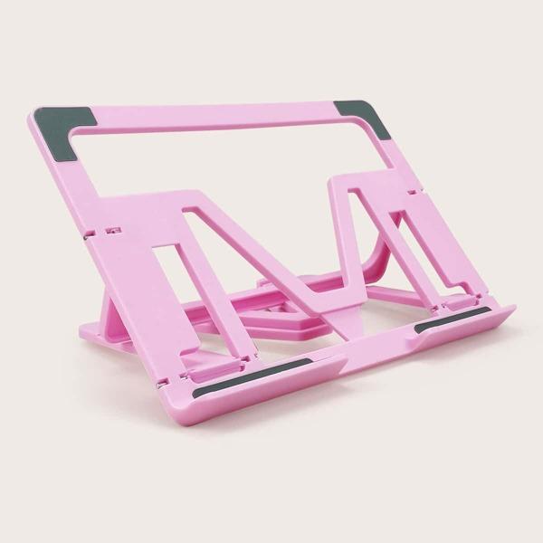 Portable Desktop Laptop Stand, Pink