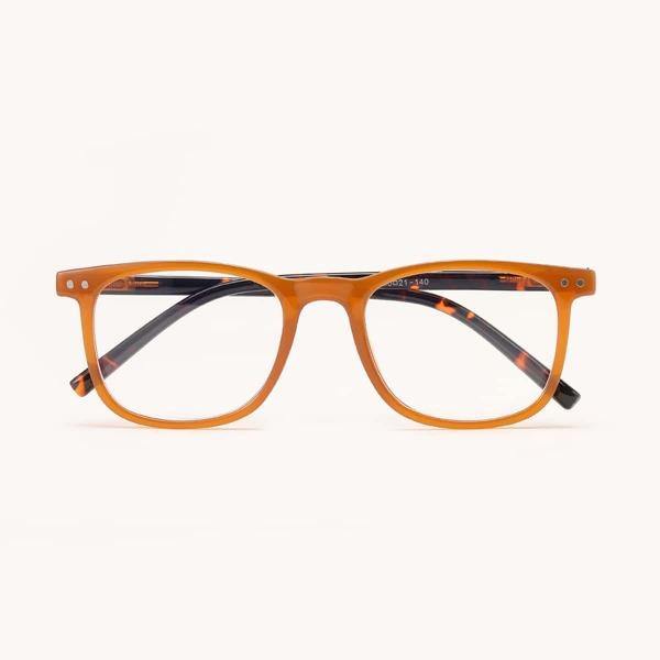 Rice Spike Decor Anti-blue Light Eyeglasses