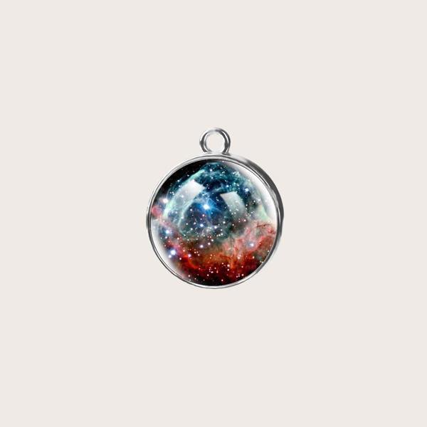 Planet Design Car Ornament, Multicolor