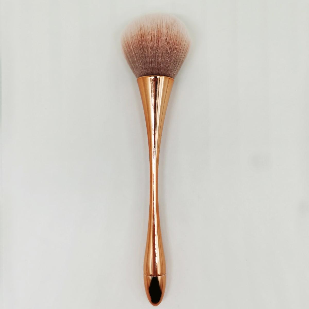 1pc Metallic Blush Brush