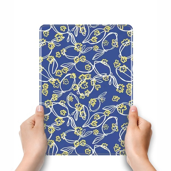 Ditsy Floral Pattern Case For iPad, Multicolor