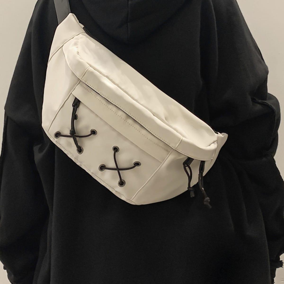 Поясная сумка для мужчины