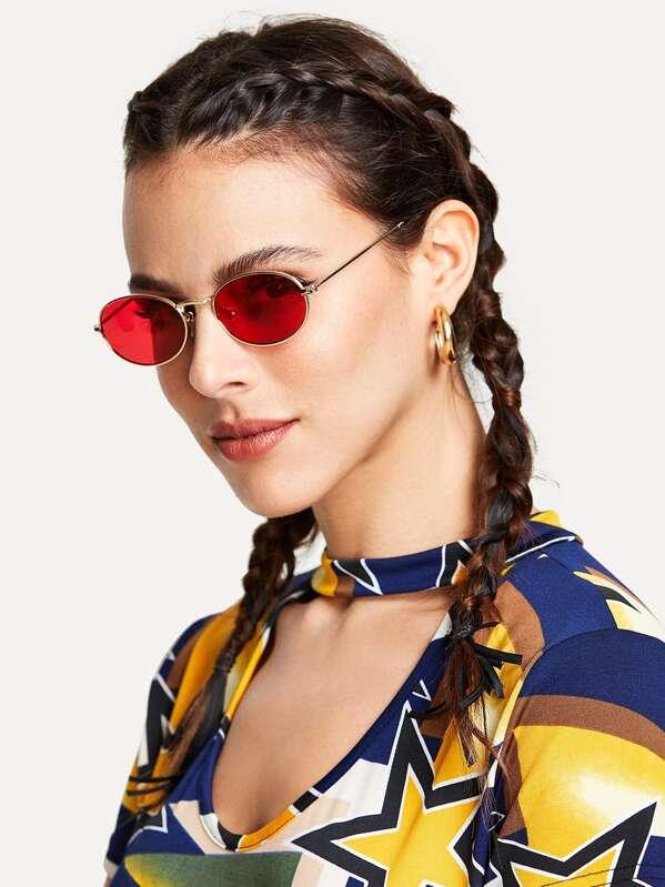 d9f454f0da Cheap Tinted Oval Sunglasses for sale Australia
