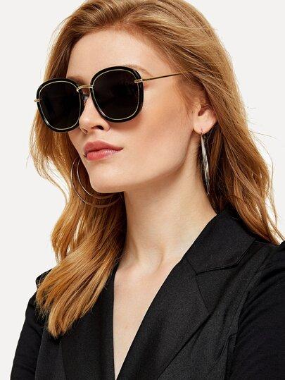 860f740fac3 Double Frame Sunglasses