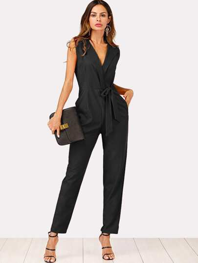 a9e9fa7fb060 Press Buttoned Detail Pinafore Wide Leg Jumpsuit. S.R.73.00. CHOOSE SIZE