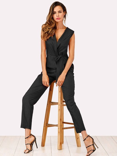 59cc5ff9ce6d Press Buttoned Detail Pinafore Wide Leg Jumpsuit. S.R.73.00. CHOOSE SIZE