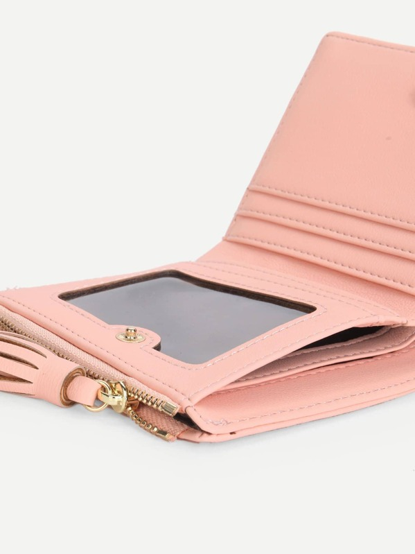 Foldover cat 2154 p 466979 PU html With Wallet Tassel r0wHrqYa