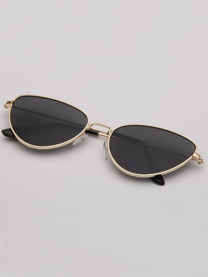 c05fde97874 Metal Frame Sunglasses