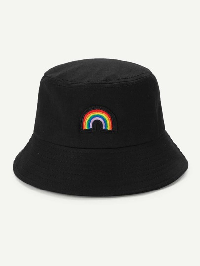 Cheap Embroidered Rainbow Bucket Hat for sale Australia  2bf34f86e45