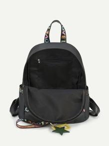 p Backpack 2151 538590 Ribbon cat Charm html Slogan Star PTOZukXi