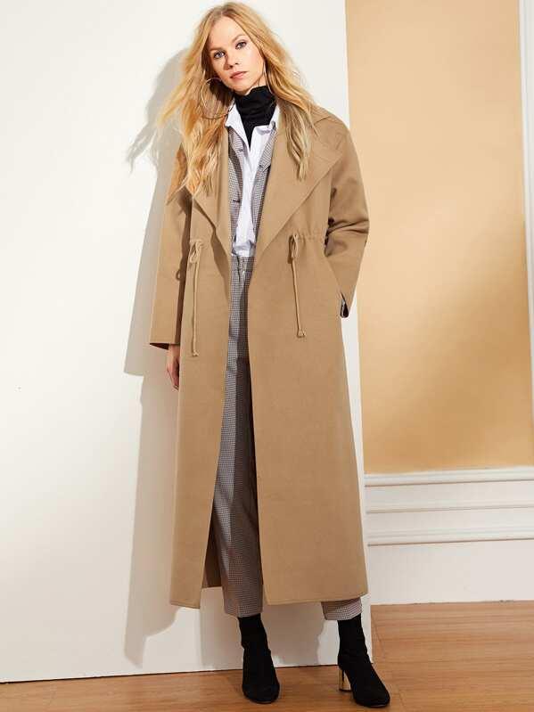 Maxi abrigo definicion