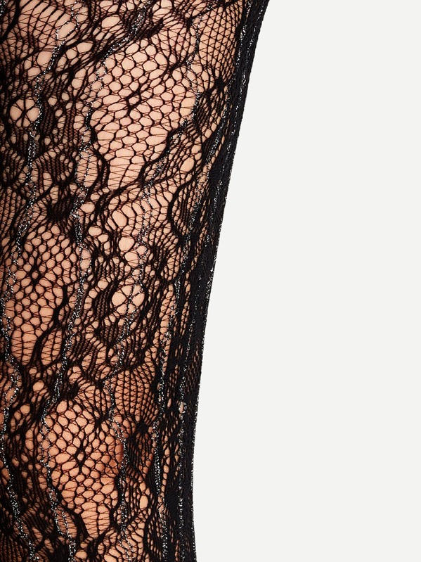 a8e2504cd Stirrup Lace Tights. AddThis Sharing Buttons