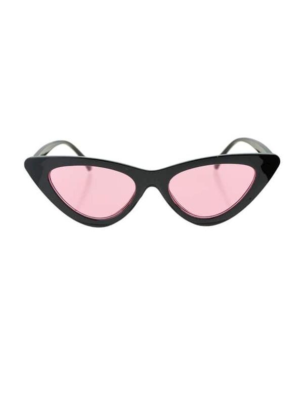 3626684ad9be Blackpink Сексуальные женские тени Cat Eye Uv400 Солнцезащитные очки