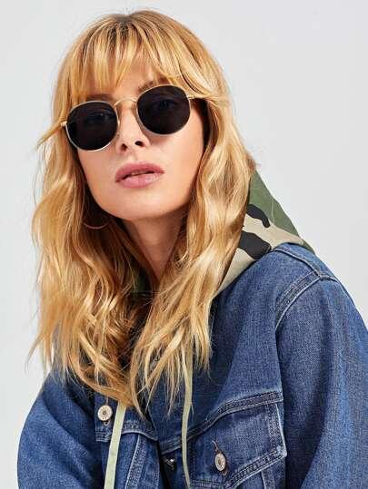 2ea99d6ff0 Metal Frame Sunglasses