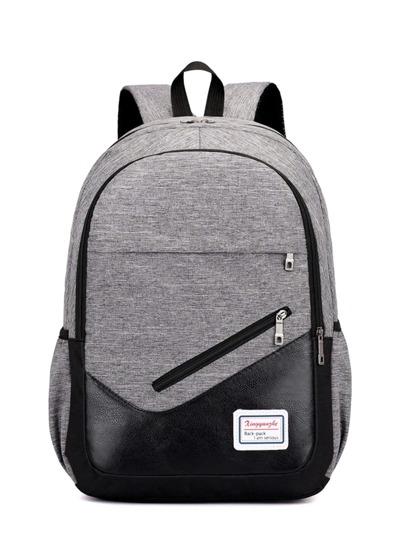f54f542d274cc الرجال البولي يوري شين لوحة حقيبة الظهر مع حقيبة الصليب الجسم 3قطعات ...