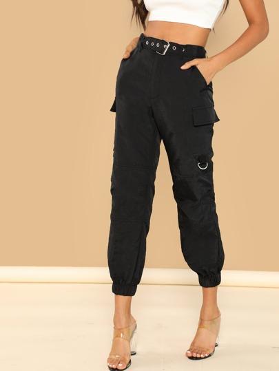 Pantaloni sportivi con tasche fa5e61be5e9b