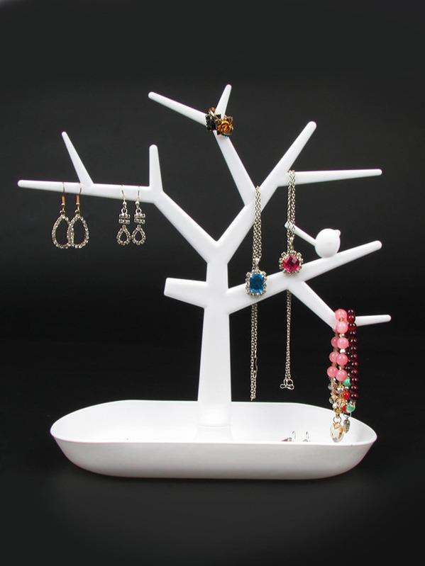 Dendritic Jewelry Storage Rack -SheIn(Sheinside) ed1bbab4d57d8