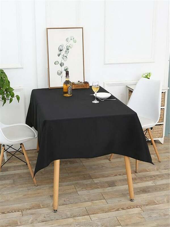 Plain Pattern Tablecloth