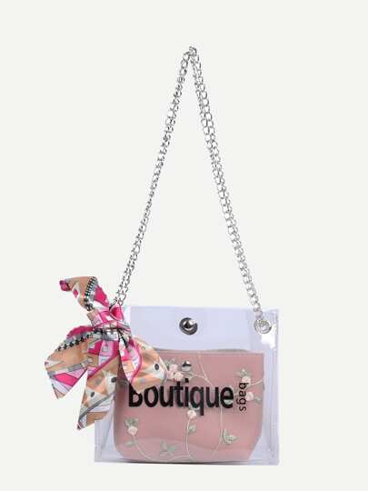 07e7fe8e231 Shoulder   Tote Bag   Shoulder   Tote Bag Online   SHEIN