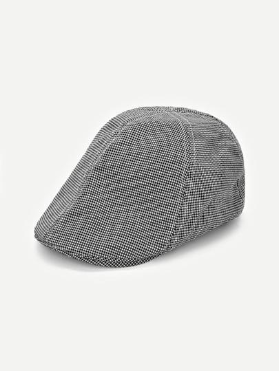 Plaid Newsboy Hat 9192237dd1e97