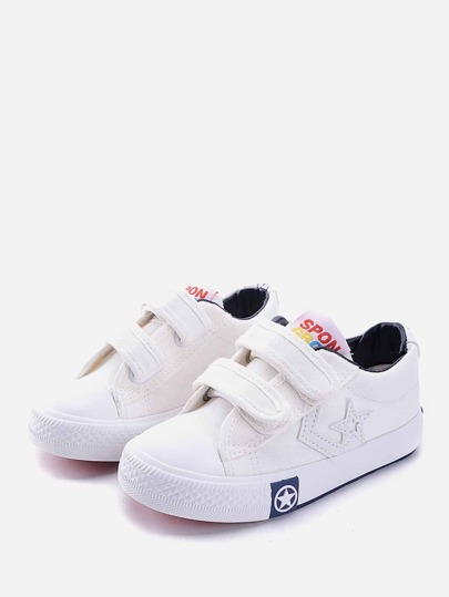 Baby Star Detail Sneakers
