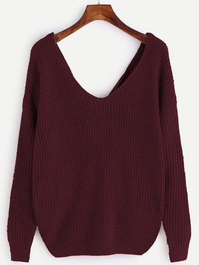 Pearl Beading Twist Infinity Sweater  1d4b6a2a8
