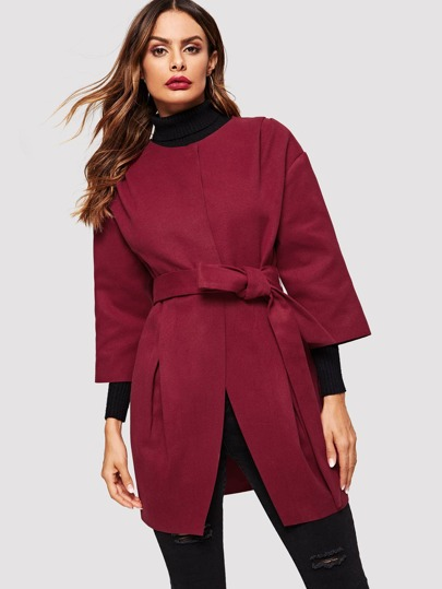 Распродажа женских пальто и куртки онлайн  SheIn 86893afc551