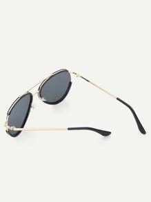 8d94a42c14 Cheap Men Top Bar Metal Frame Sunglasses for sale Australia | SHEIN