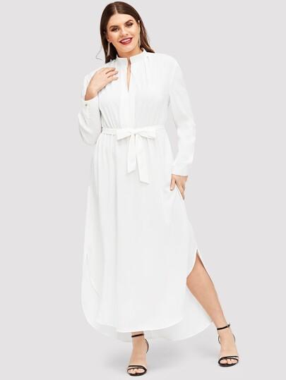 c16d6674d987f Robe De Grande Taille Pour Femme En Ligne   SheIn