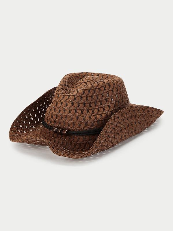 e5bb9588dbd24 Cheap Kids Woven Cowboy Hat for sale Australia | SHEIN