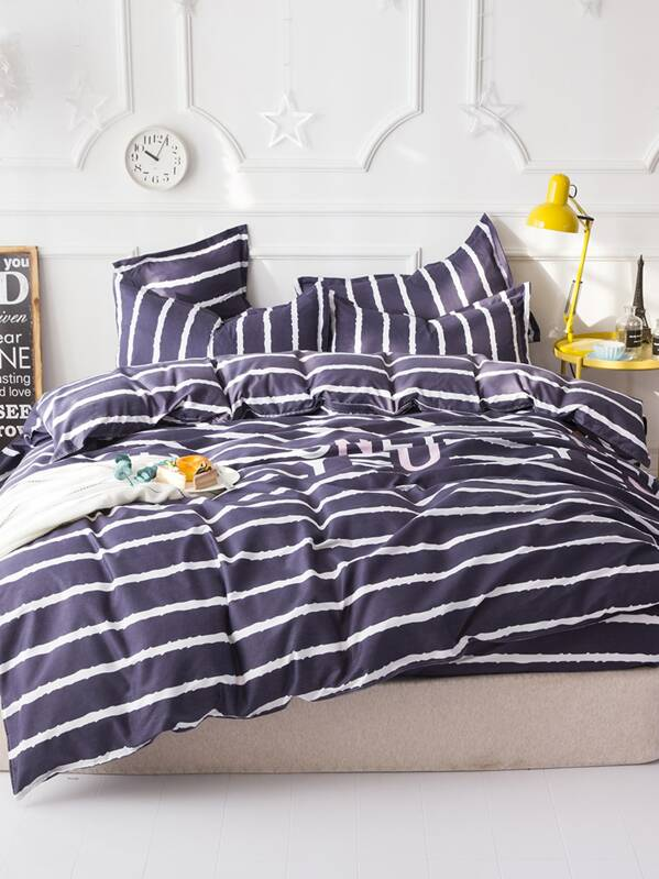 Striped Pattern Sheet Set