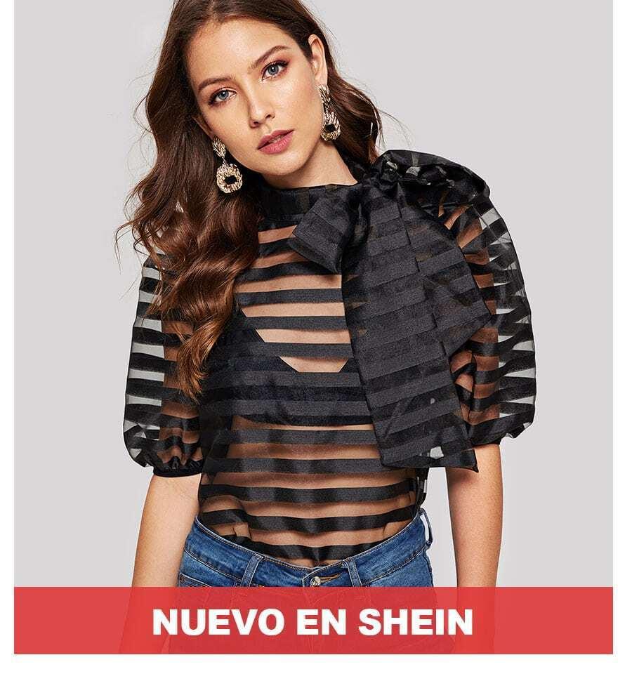 6af152ec3 Tienda Vestido la sheinside topos Ropa De Shein gfnwqUITxn Mujer Para Moda  4x086wqO