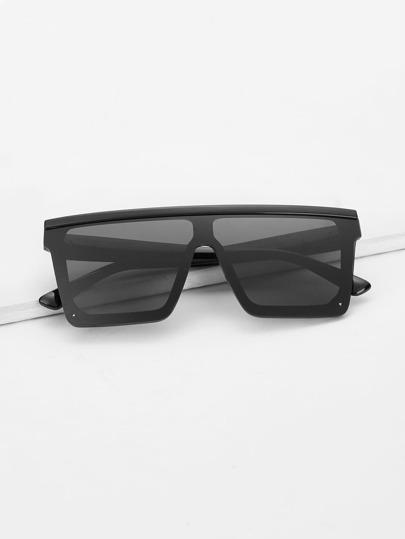 3d1d1fa9d8 Flat Top Sunglasses
