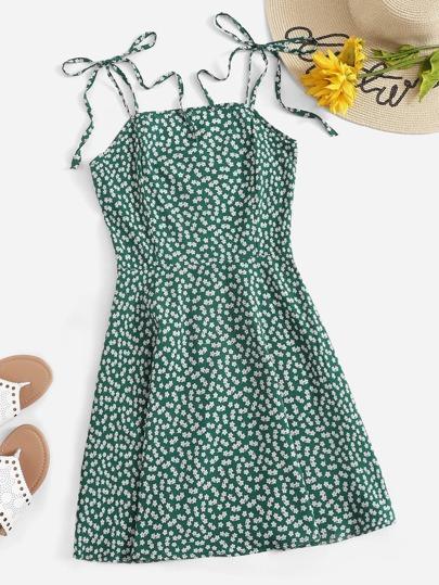 Calico Print Cami Dress db249970f