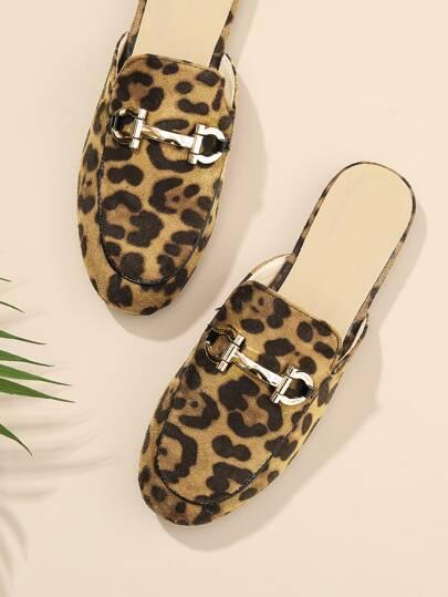 Scarpe stampato leopardato e3ff7c63e07