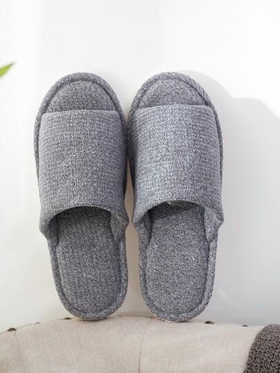 Sandali da uomo Colore unico Grigio Per tutti i giorni 9210ade5202
