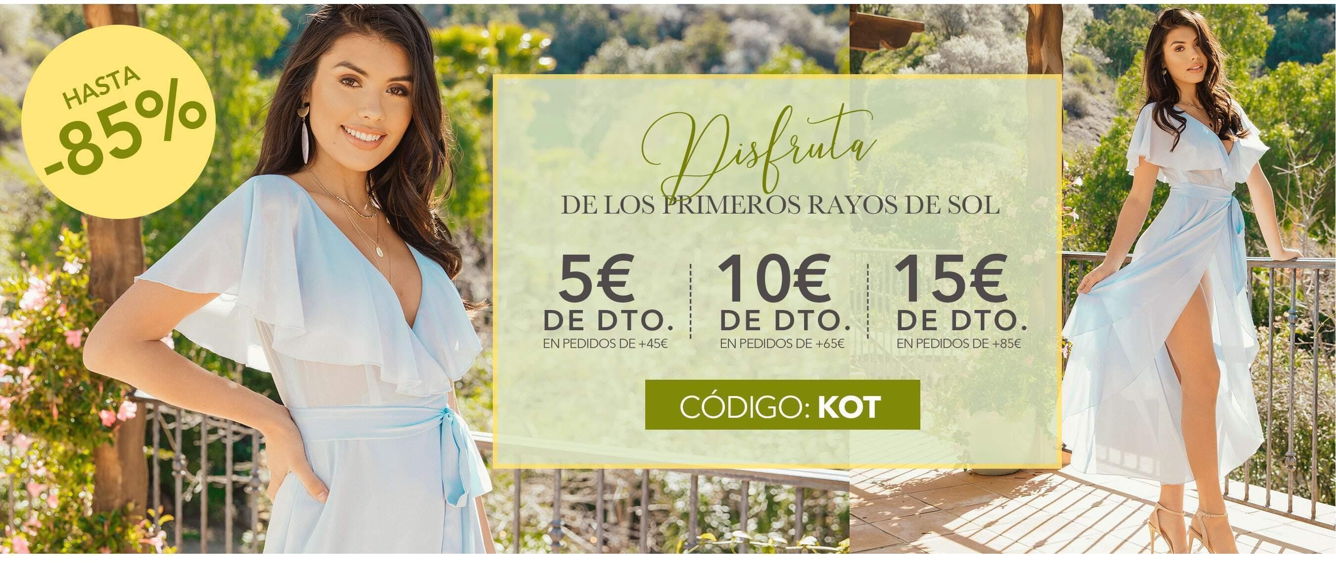 Ropa y moda de Mujer al mejor precio online  7e066f9d1c5